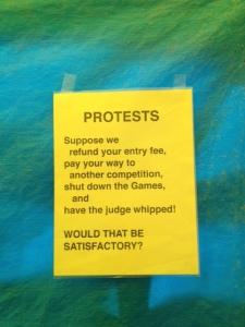 Enum Protests