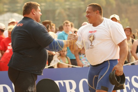 World's Strongest Man 2010 - Sun City, South Africa